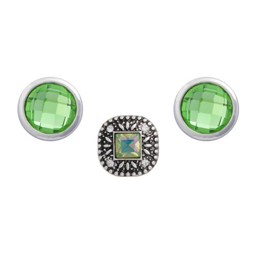 Green Tender Dot Set